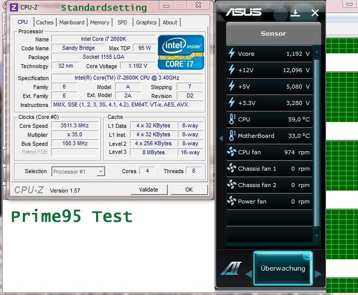 montage65 - High End Gamerrechner Montagebericht - Tischkonfiguration & Testbericht